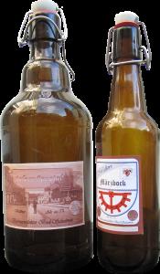Bierbraukurs Magdeburg. www.wirbrauen.de Bier selber brauen. Selbsgebrautes Bier Bügelflasche